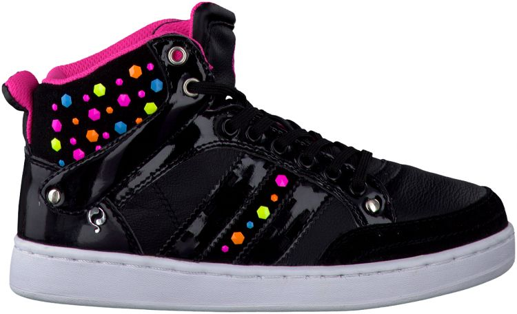 Image Zwarte Quick Sneakers Mercury Jr Lace