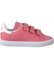 Roze Adidas Sneakers Stan Smith Kids afbeelding
