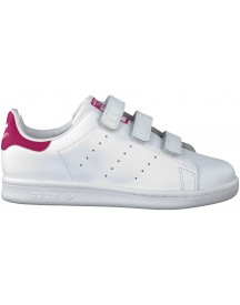Witte Adidas Sneakers Stan Smith Kids afbeelding