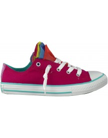 Roze Converse Sneakers As Party Shine Slip afbeelding
