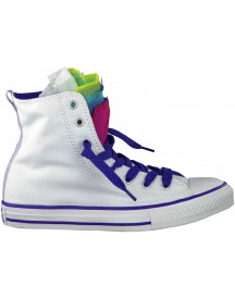 Witte Converse Sneakers As Party Shine Hi afbeelding