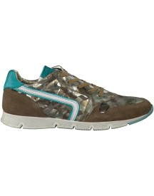 Taupe Giga Sneakers 5961 afbeelding