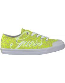 Lime Guess Sneakers Sapphire afbeelding