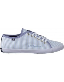 Blauwe Mc Gregor Sneakers College Lace Up afbeelding