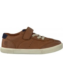 Cognac Timberland Sneakers Hookset Camp Ox Bungee Strap afbeelding