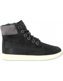 Zwarte Timberland Sneakers Groveton 6in Lace afbeelding
