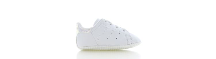 Image Adidas Stan Smith Crib Wit/holographic Baby's