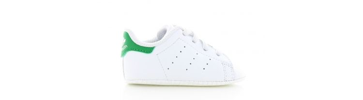 Image Adidas Stan Smith Wit/groen Baby