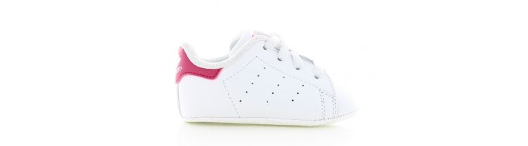 Image Adidas Stan Smith White Pink