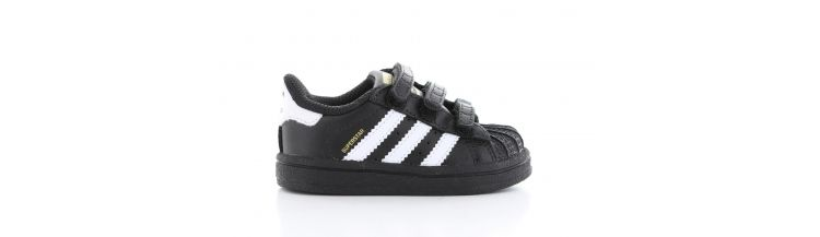 Image Adidas Superstar Black Core Baby