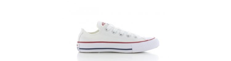 Image Converse All Star Ox Low White Kids