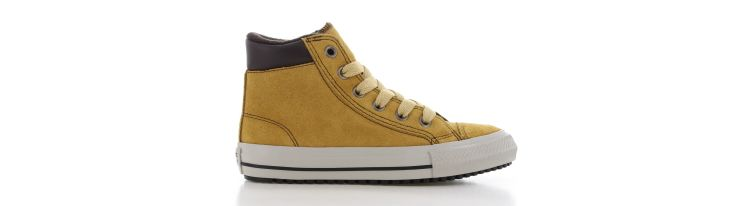 Image Converse Chuck Taylor All Star Boots On Mars Hi Geel Kinderen