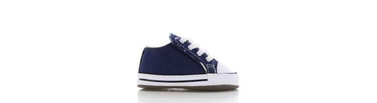 Image Converse Chuck Taylor All Star Cribster Mid Donkerblauw Baby