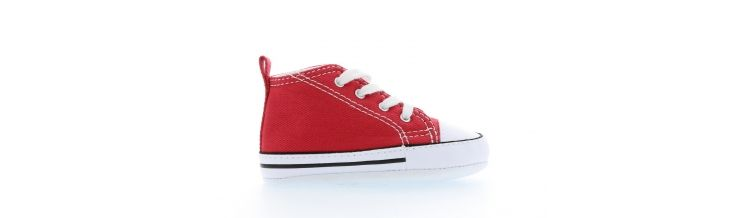 Image Converse First Star Red Baby