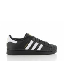 Adidas Superstar Black Core White Kids afbeelding