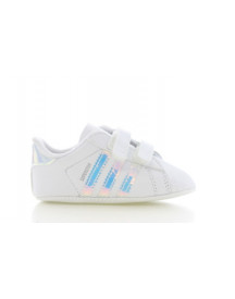 Adidas Superstar Crib Wit/holographic Baby's afbeelding