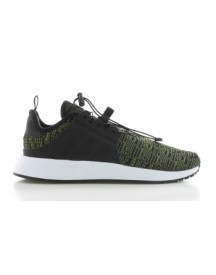 Adidas X_plr Black Green Knit Kids afbeelding