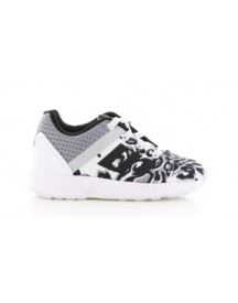 Adidas Zx Flux White Animal Baby afbeelding