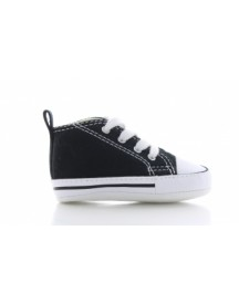Converse First Star Hi Black Baby afbeelding
