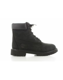 Timberland 6 Inch Classic Boot Black Gs afbeelding