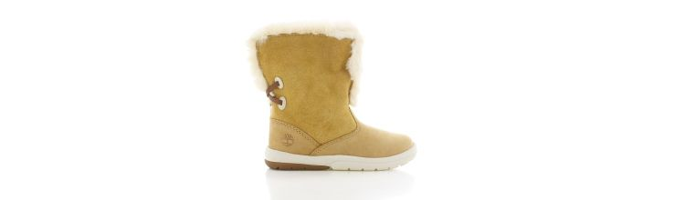 Image Timberland Toddle Tracks Bootie Bruin Peuters