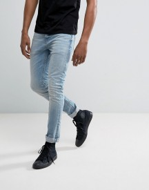 Allsaints Jeans In Skinny Fit Washed Denim afbeelding