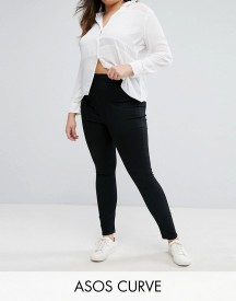Asos Curve Pull On Jegging afbeelding