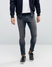 Asos Extreme Super Skinny With Dirty Blue Tint afbeelding