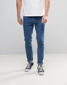 Asos Skinny Jeans In Retro Mid Wash afbeelding