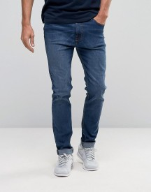 Bellfield Skinny Stretch Washed Indigo Jeans afbeelding