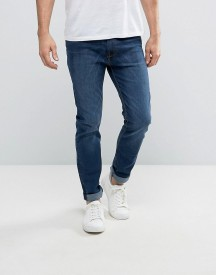Bellfield Stonewash Tapered Fit Jeans afbeelding