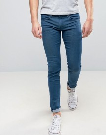 Boss Orange By Hugo Boss 72 Skinny Jeans Dark Wash afbeelding