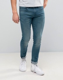 Boss Orange By Hugo Boss 72 Skinny Jeans Mid Wash afbeelding