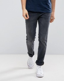 Boss Orange By Hugo Boss Orange63 Slim Fit Grey Jeans Grey afbeelding