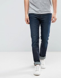 Boss Orange By Hugo Boss Slim Fit Denim Jean In Navy afbeelding