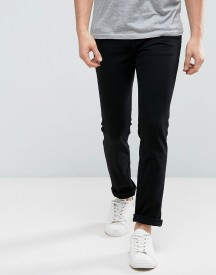 Boss Orange By Hugo Boss Slim Fit Jean In Black afbeelding