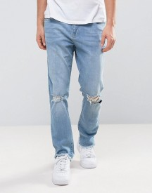 Brooklyn Supply Co 90s Skater Slim Vintage Jeans afbeelding
