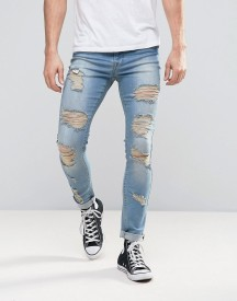 Brooklyn Supply Co Light Grunge Jeans afbeelding