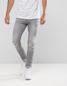 Brooklyn Supply Co Skinny Jeans Venice Bleach Out Wash afbeelding