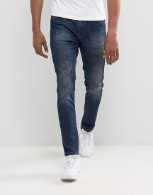 Brooklyn Supply Co Slim Jeans Authentic Indigo Wash afbeelding