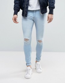 Cheap Monday Him Spray Jeans Rites Wash afbeelding