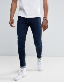 Cheap Monday Him Spray Jeans Vaper Blue afbeelding