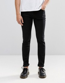 Cheap Monday Jeans Tight Skinny Fit In New Black afbeelding