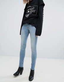 Cheap Monday Mid Rise Skinny Jean afbeelding