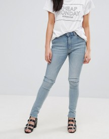 Cheap Monday Second Skin High Waisted Jeans afbeelding