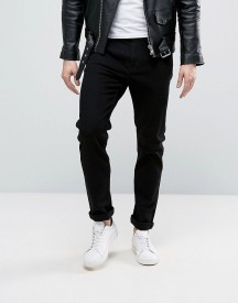 Cheap Monday Sonic Jeans Deep Black Wash afbeelding