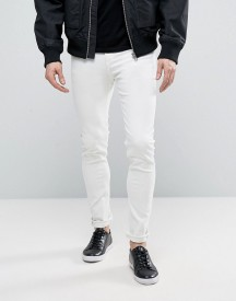 Cheap Monday Tight Jeans White Wash afbeelding
