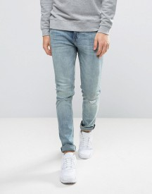 Cheap Monday Tight Jeans Sky Wash afbeelding
