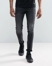 Cheap Monday Tight Skinny Jeans Black Market afbeelding