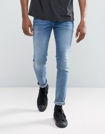 Cheap Monday Tight Skinny Jeans Dug Up Blue afbeelding